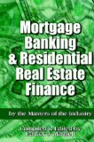 Book Cover Mortgage Banking and Residential Real Estate Finance