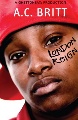 Book Cover London Reign