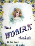 Book Cover As a Woman Thinketh