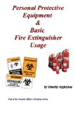 Book Cover Personal Protective Equipment & Basic Fire Extinguisher Usage
