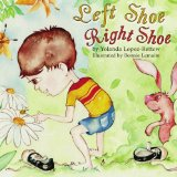 Book Cover Left Shoe Right Shoe