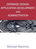 Book Cover Database Design, Application Development, and Administration, 5th Edition