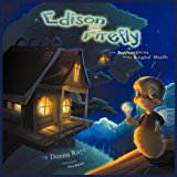 Book Cover Edison the Firefly and the Invention of the Light Bulb (Multilingual Edition)