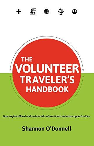 Book Cover The Volunteer Traveler's Handbook (Traveler's Handbooks)