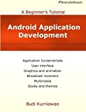 Book Cover Android Application Development: A Beginner's Tutorial