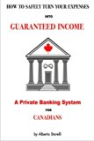 Book Cover A Private Banking System For Canadians