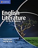 Book Cover English Literature for the IB Diploma