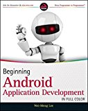 Book Cover Beginning Android Application Development