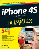 Book Cover iPhone 4S All-in-One For Dummies
