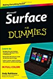 Book Cover Surface For Dummies