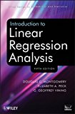 Book Cover Introduction to Linear Regression Analysis, Fifth Edition Set