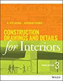 Book Cover Construction Drawings and Details for Interiors