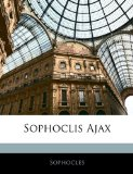 Book Cover Sophoclis Ajax (Latin Edition)