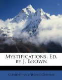 Book Cover Mystifications, Ed. by J. Brown