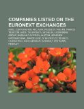Book Cover Companies listed on the Euronext exchanges: Intel Corporation, AFC Ajax, Peugeot, Philips, France Télécom, EADS, Telefónica, Michelin