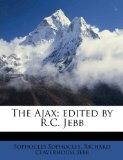Book Cover The Ajax; edited by R.C. Jebb