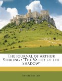 Book Cover The journal of Arthur Stirling: