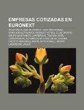 Book Cover Empresas cotizadas en Euronext: Telefónica, Gaz de France, Ajax Ámsterdam, STMicroelectronics, Renault, Fútbol Club Oporto, Grupo Santander (Spanish Edition)