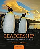 Book Cover Leadership: Research Findings, Practice, and Skills