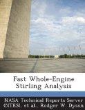 Book Cover Fast Whole-Engine Stirling Analysis