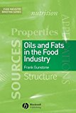 Book Cover Oils and Fats in the Food Industry