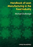 Book Cover Handbook of Lean Manufacturing in the Food Industry