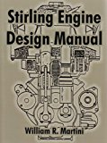 Book Cover Stirling Engine Design Manual