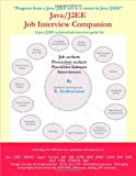 Book Cover Java/J2EE Job Interview Companion
