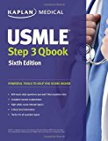 Book Cover USMLE Step 3 QBook (USMLE Prep)SIXTH EDITION