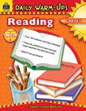 Book Cover Daily Warm-Ups: Reading, Grade 3