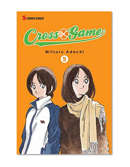 Book Cover Cross Game, Vol. 5
