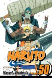 Book Cover Naruto, Vol. 50: Water Prison Death Match