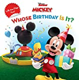 Book Cover Mickey Mouse Clubhouse Whose Birthday Is It? (Disney's Mickey Mouse Club)