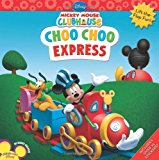 Book Cover Mickey Mouse Clubhouse Choo Choo Express