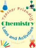 Book Cover Teacher Friendly Chemistry Labs and Activities
