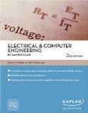 Book Cover Electrical & Computer Engineering PE Sample Exam (Pe Exam Preparation)