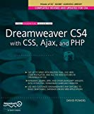 Book Cover The Essential Guide to Dreamweaver CS4 with CSS, Ajax, and PHP (Essentials)