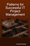 Book Cover Patterns for Successful IT Project Management
