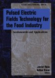 Book Cover Pulsed Electric Fields Technology for the Food Industry: Fundamentals and Applications (Food Engineering Series)
