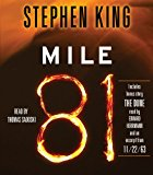 Book Cover Mile 81: Includes bonus story 'The Dune'