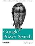 Book Cover Google Power Search