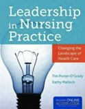 Book Cover Leadership In Nursing Practice: Changing the Landscape of Health Care