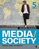 Book Cover Media/Society: Industries, Images, and Audiences