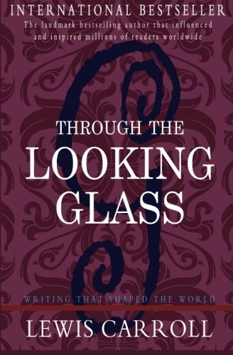 Book Cover Through the Looking Glass