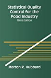 Book Cover Statistical Quality Control for the Food Industry