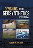 Book Cover Designing with Geosynthetics - 6th Edition Vol. 1