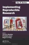 Book Cover Implementing Reproducible Research (Chapman & Hall/CRC The R Series)