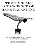 Book Cover The True Art and Science of Hand Balancing