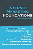 Book Cover Internet Marketing Foundations