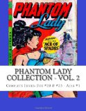 Book Cover Phantom Lady Collection - Vol. 2: Complete Issues: Fox #20 & #23 - Ajax #3